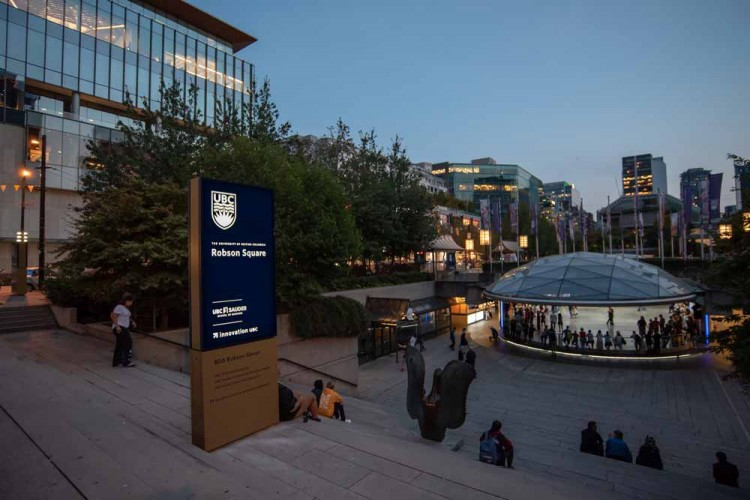 Image of UBC Robson Square