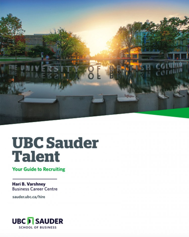 BCC Talent Report 2020 cover