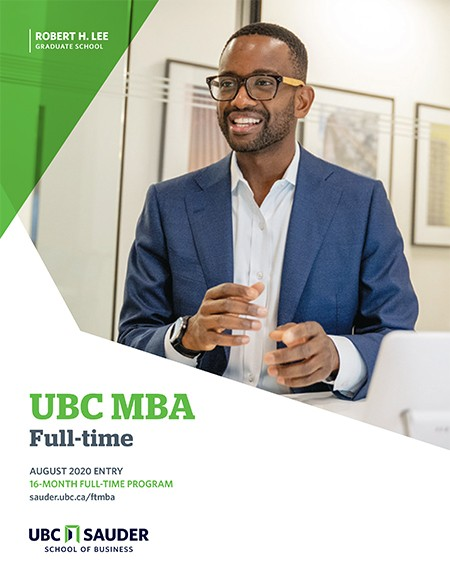 FT MBA 2020 Brochure