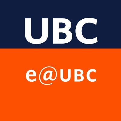 e@UBC logo graphic